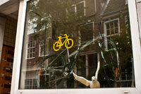 "<span style=""font-size:14px;"">Bicycle Shop, Amsterdam"