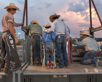 "<span style=""font-size:14px;"">The Next Generations of Bull Riders"