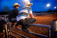 "<span style=""font-size:14px;"">Waiting for Rodeo to Begin"